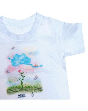 Camiseta infantil especial Libertad