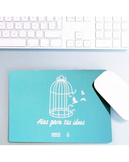 Alfombrilla para ratón Alas para tus ideas