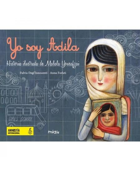 Cuento Yo soy Adila