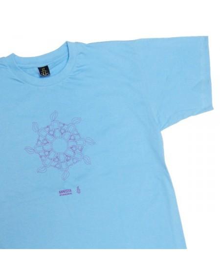 Camiseta unisex Mandala