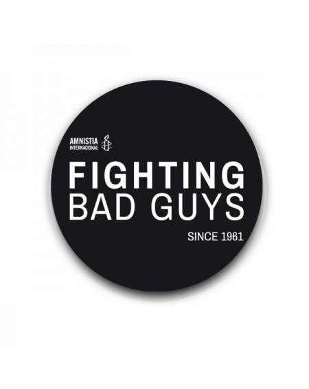 Chapa Fighting Amnistía Internacional