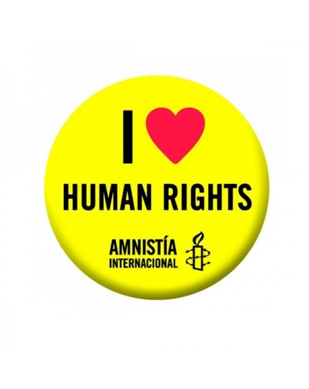 Chapa I love Human Rights