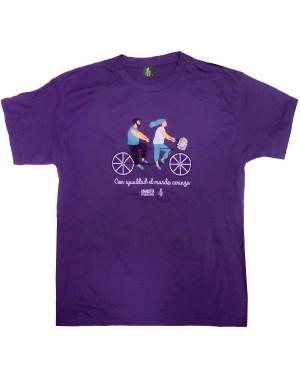Camiseta unisex 8 de marzo 2017