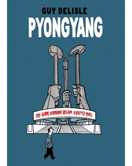 Cómic Pyongyang
