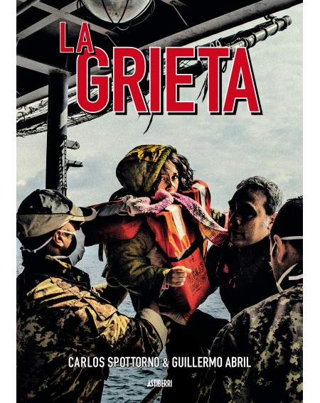 Cómic La Grieta