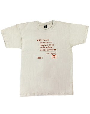 Camiseta unisex Eleanor Roosevelt para hombre de Amnistía Internacional