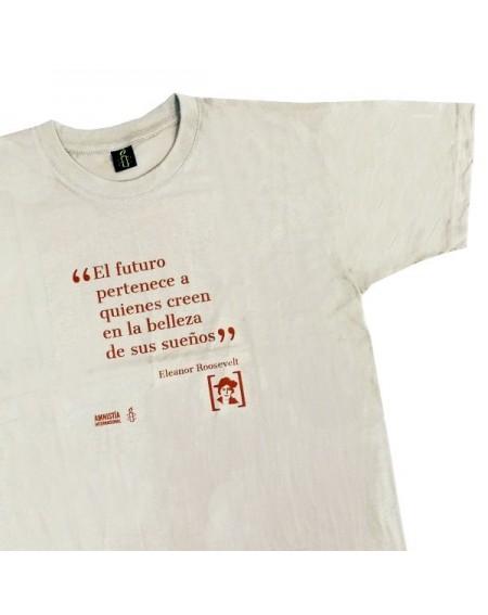 Camiseta unisex Eleanor Roosevelt