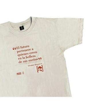 Camiseta unisex Eleanor Roosevelt Amnistía Internacional