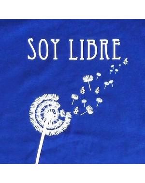 Camiseta unisex Soy libre