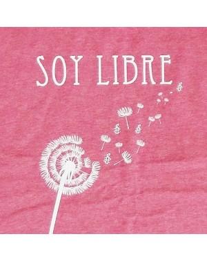 Camiseta mujer Soy libre tirantes