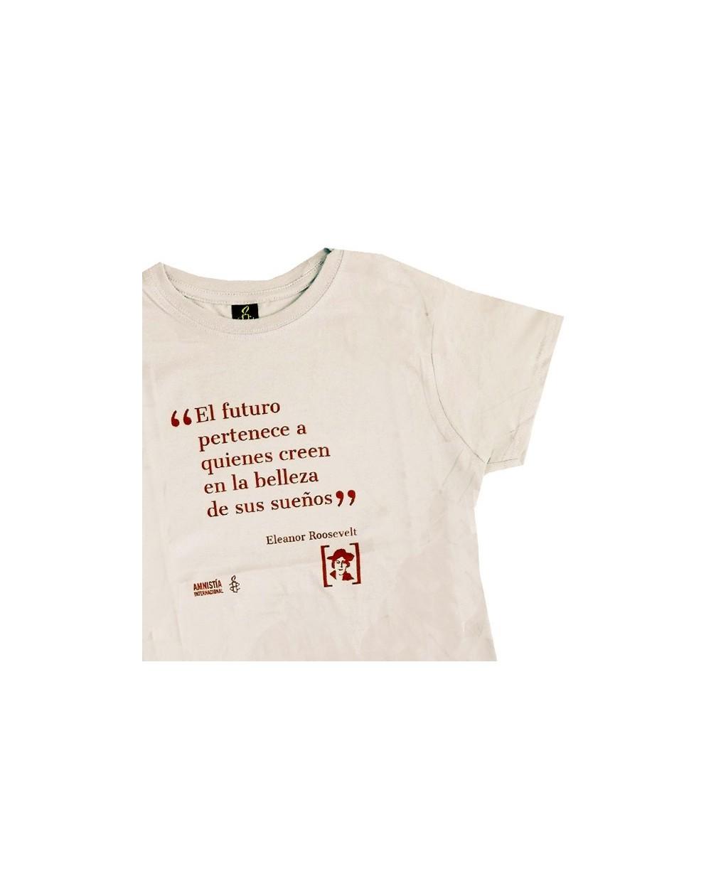 Camiseta entallada Eleanor Roosevelt