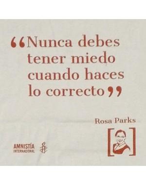 Camiseta entallada Rosa Parks