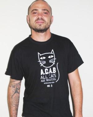 Camiseta hombre original Amnistía Internacional