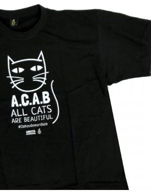 Camiseta unisex ACAB de Amnistía Internacional