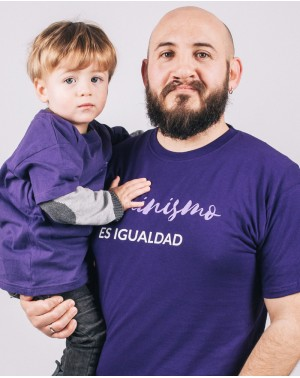 Hombres feministas camiseta Amnistía Internacional