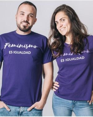Camiseta unisex Feminista 8 de marzo Amnistía Internacional