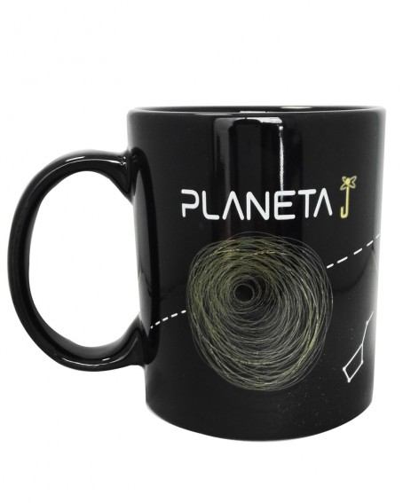 Taza Planeta J