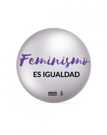 Chapas Feminismo es Igualdad