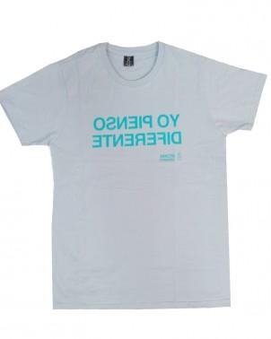 Camiseta con mensaje para chico libertad de expresión Amnistía Internacional