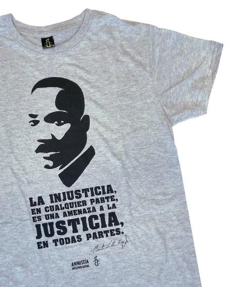 Camiseta Martin Luther King Amnistía Internacional