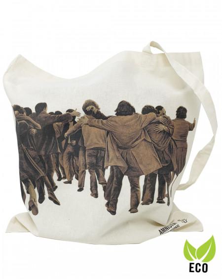 Bolsa para regalar El Abrazo Amnistía Internacional